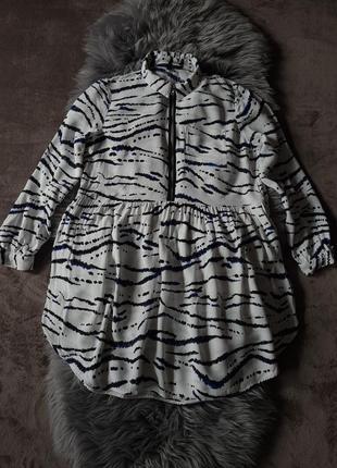 Блуза туника  french connection