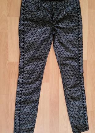 Sisley брюки s-xs  р 26