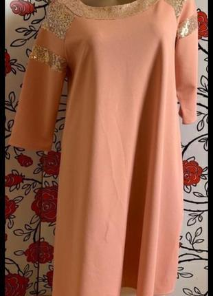 Платье новое нарядное,красивое