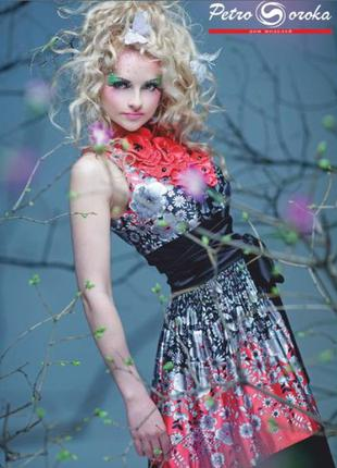 Супер платье от петра сороки 42-44