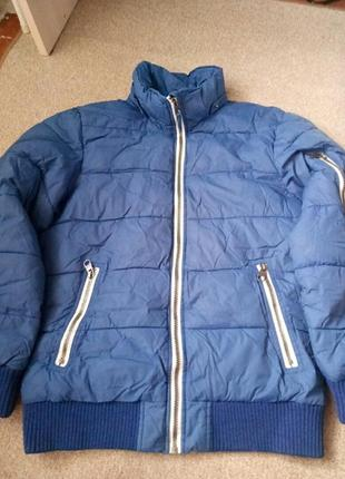 Куртка на хлопчика 12-13 років