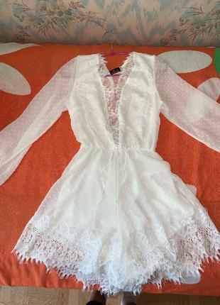 Платье-комбез