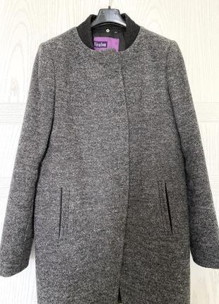 Шерстяное пальто vivalon 42 укр