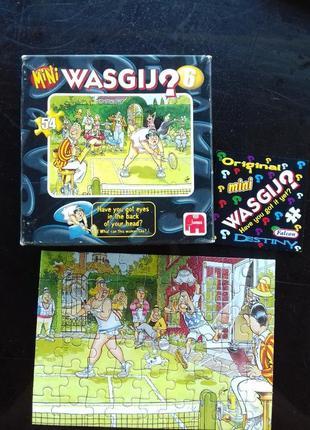 Настольная игра мини-пазл wasgij нидерланды