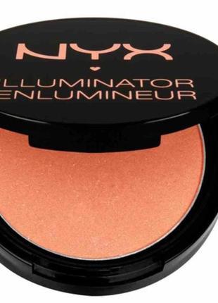Nyx professional makeup illuminator иллюминатор для лица №03