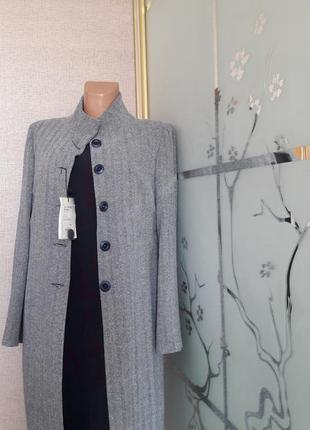 Легкое пальто)италия iride) пог 48