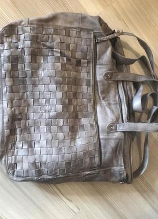 Кожаные сумки для мужчин