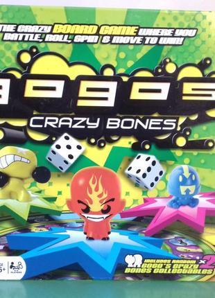 Настольная , детская игра gogos  imagination. возраст 6+. англия