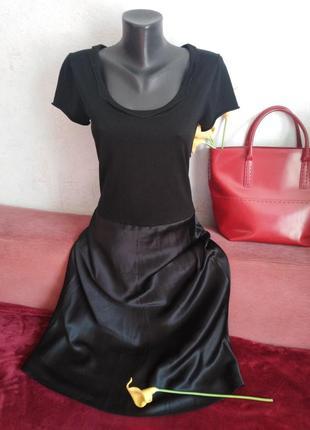 Шёлковое платье, люкс состав
