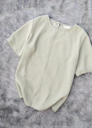 Блуза кофточка топ прямого кроя bonmarché