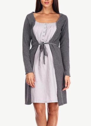 Платье с кардиганом 2в1 от ajc, размер м