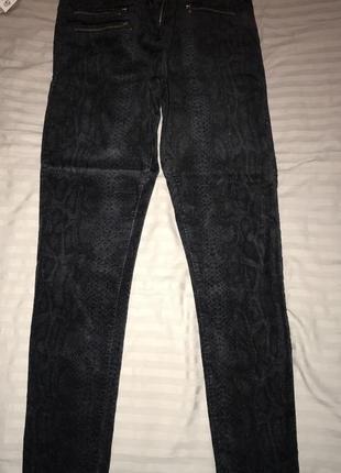 Вельветовые джинсы marks&spencer