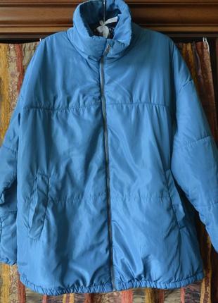 Bonprix куртка легкая, утепленная, размер 56.