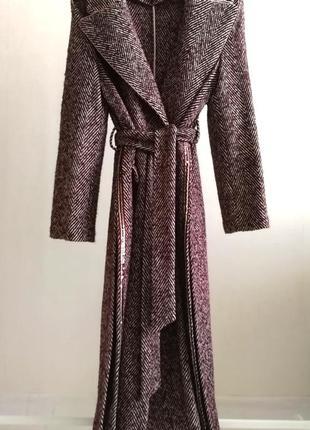 Дизайнерское пальто италия