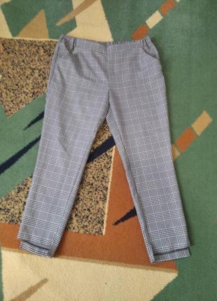 Трендовые штаны брюки корочены