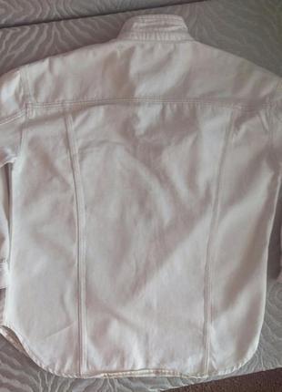 Новая куртка рубашка с накладными карманами7 фото