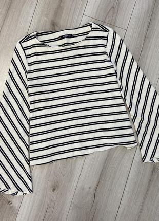 Кофта свитер в полоску