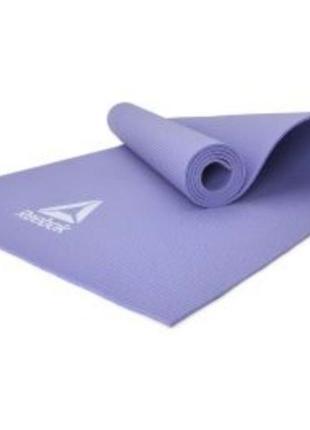 Мат для йоги reebok rayg-11022pl