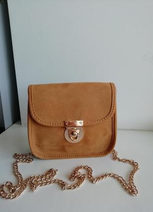 Фірмова англійська сумка кросбоді new look!!!