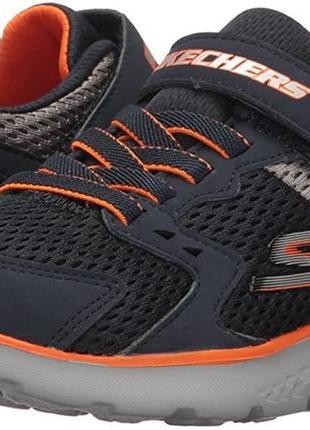 Skechers оригинал легкие кроссовки 32р