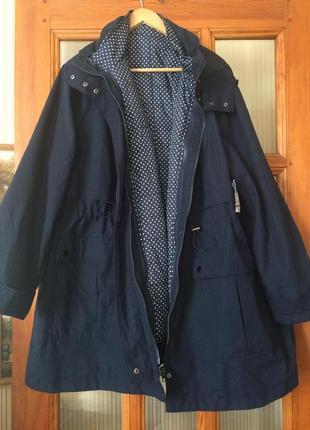 Немецкая куртка парка 3в 1 yessica 60-62