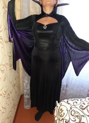 Карнавальное платье на хэллоуин.