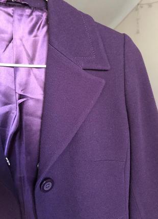Пальто из мериносовой шерсти h&m petite