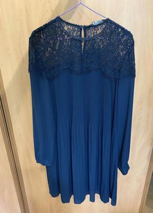 Новое платье zara 2020