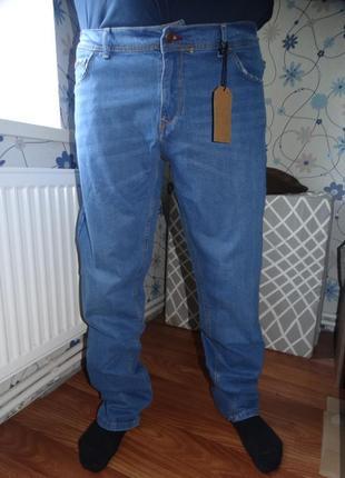 Мужские классические джинсы 5xl-6xl 60-62 размер n/jeans