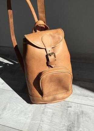 Якісний шкіряний рюкзак hand made 🔥🔥🔥