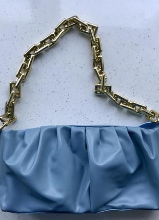 Сумка/клатч через плече/сумочка кроссбоди/багет
