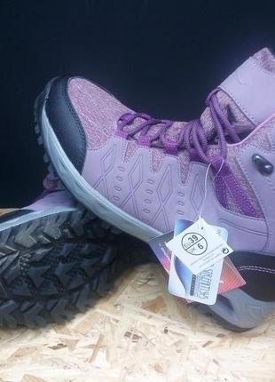 Треккинговые ботинки crivit