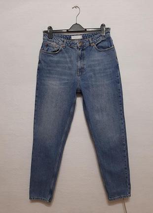 Стильные модные трендовые mom джинсы в размере 12