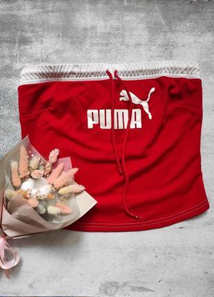Спортивный топ майка для занятий спортом фитнесом puma оригинал