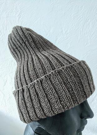 Теплая шапка, бини.
