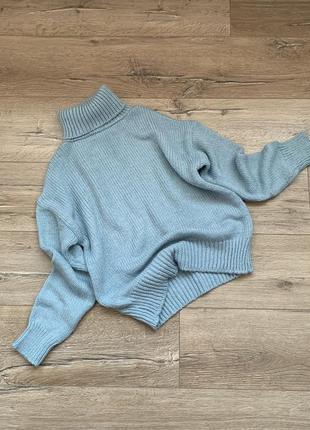 Стильный. свитер, оверсайз