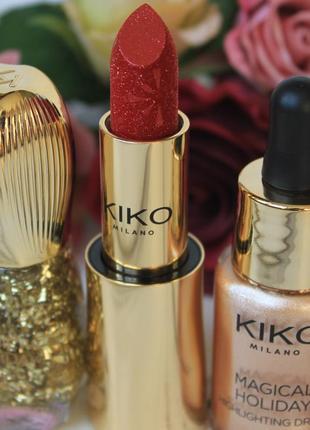Подарочный набор вечерней косметики от кико милано