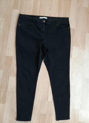 Стрейч котоновые демисез.брюки скины54-56