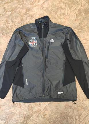 Куртка ветровка мужская adidas originals