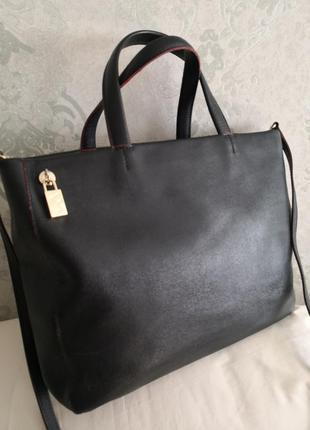 Vip! cтильная шикарная сумка из кожи сафьяно furla👜👜🌹🐥🔥