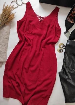 Платье сарафан шнуровка на грудях