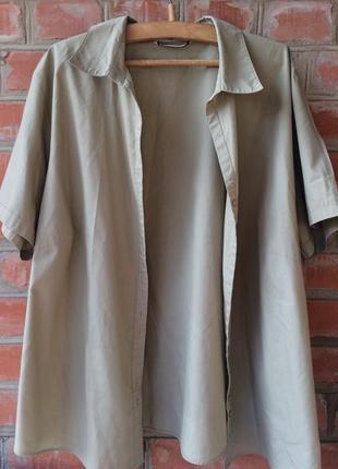 Рубашка с коротким рукавом от george