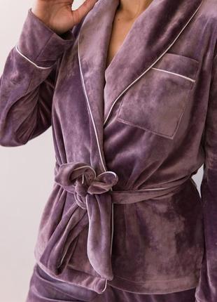 Пижамный костюм