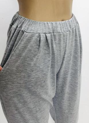 Штаны из фуликры пенье.