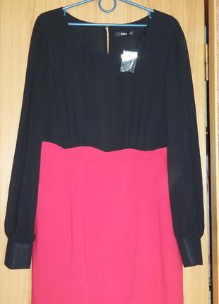 Шикарное нарядное платье!новое!