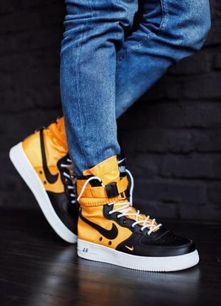 "Мужские кроссовки ""nike sf air force 1 high special field"""