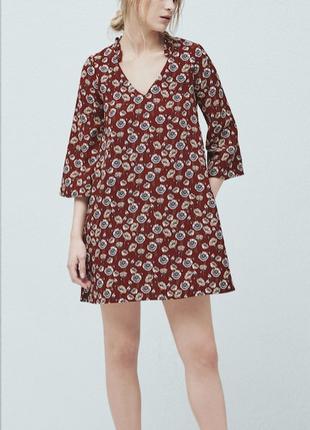 Нове плаття mango - новое платье mango