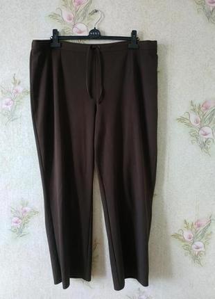 Женские штаны брюки большого размера berkertex