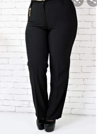 Черные женские классические брюки # женские штаны # evans