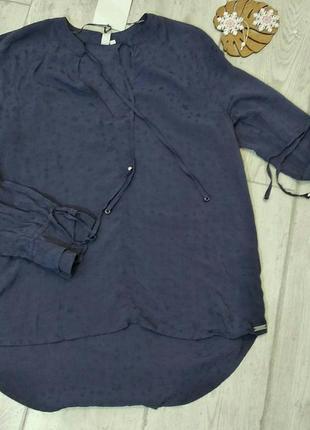 Блуза красивая, тоненькая, интересного цвет а s. oliver